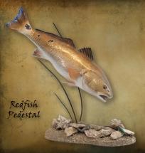 redfishPedestal